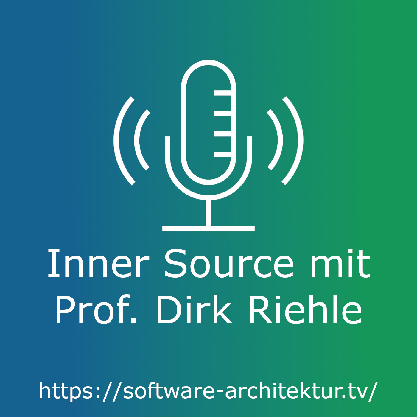 Inner Source - Mit Open-Source-Methoden Unternehmenssilos einreißen mit Prof. Dirk Riehle