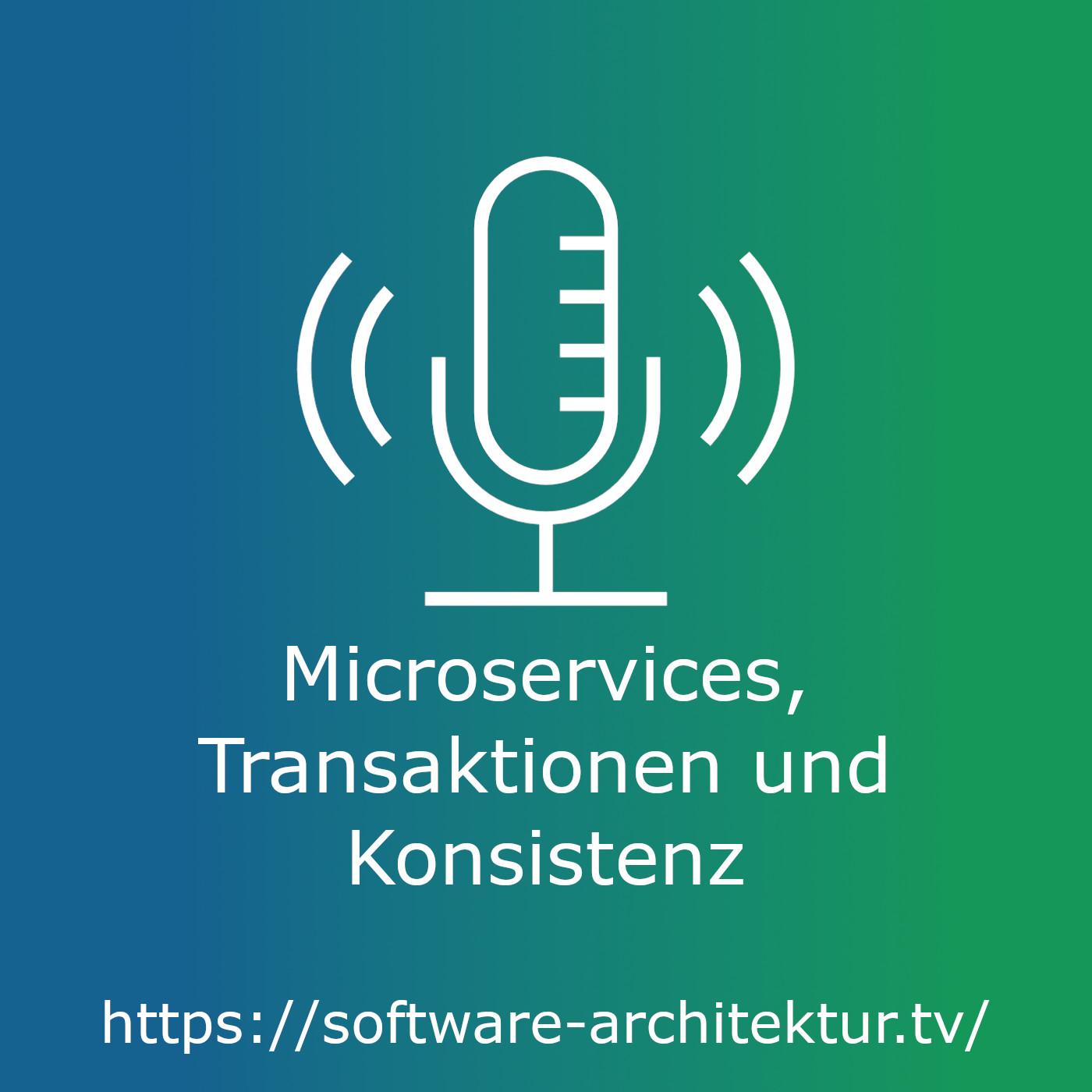 Microservices, Transaktionen & Konsistenz