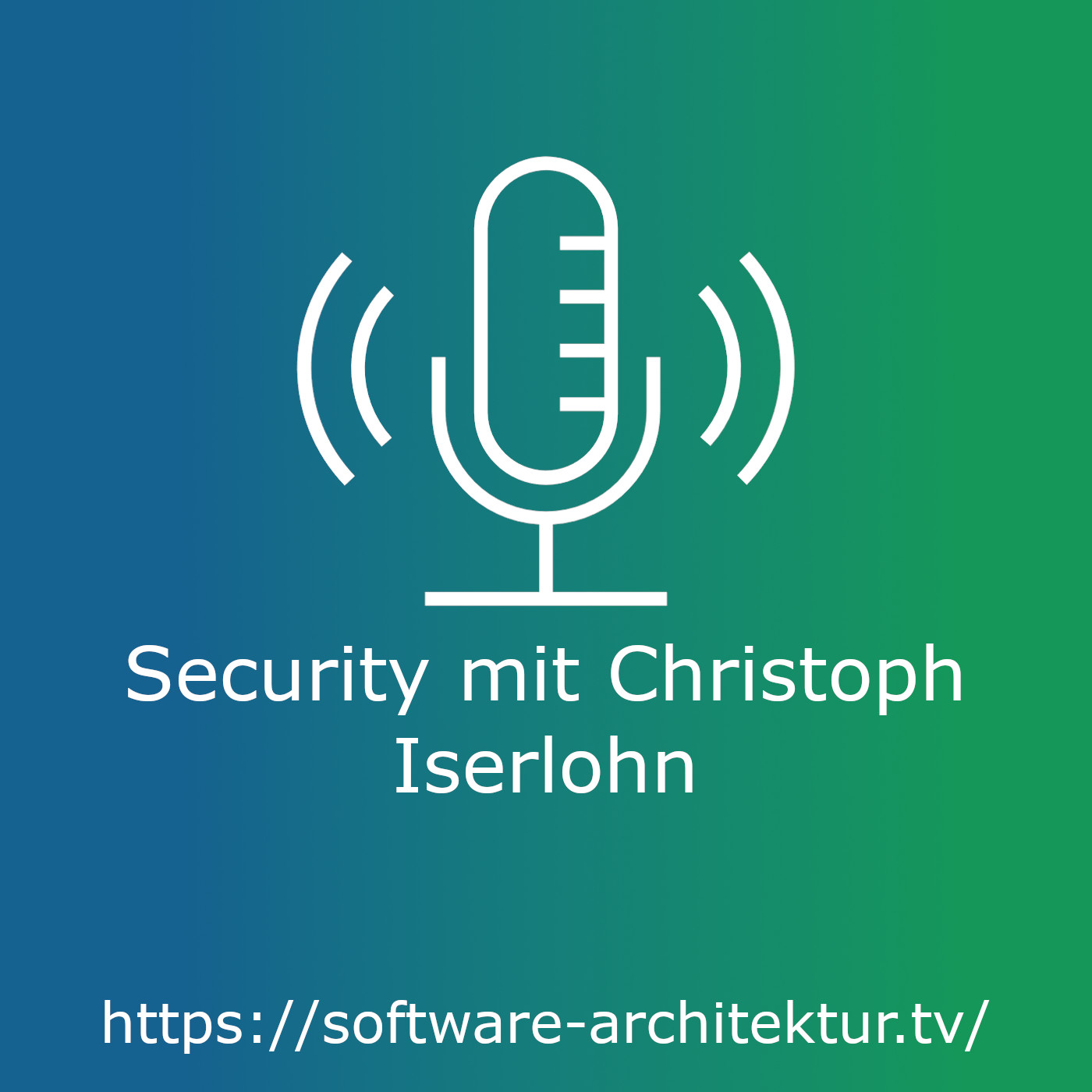 Security mit Christoph Iserlohn