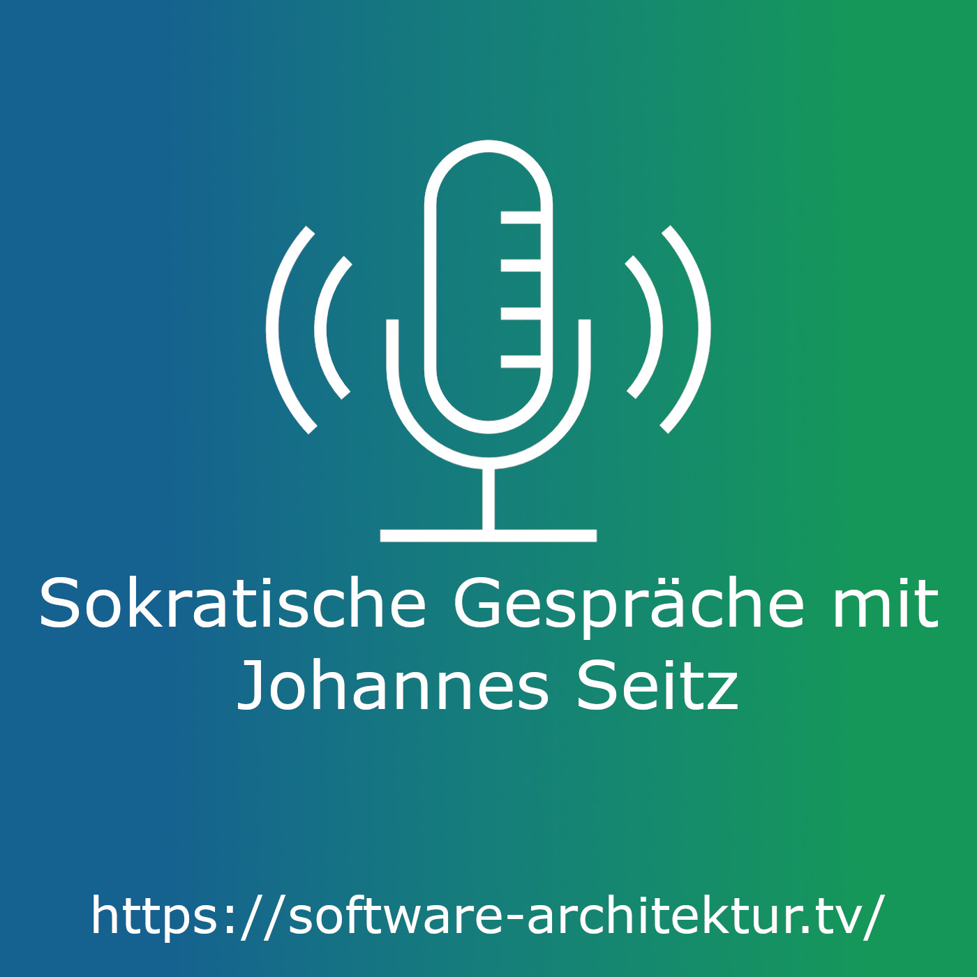 Sokratische Gespräche  für Software-Architektur-Beratung und -Training  mit Johannes Seitz